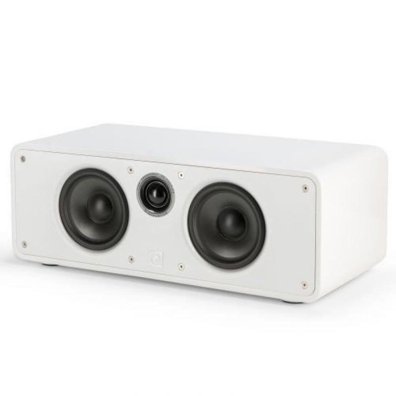 Q Acoustics Concept Center Gloss White