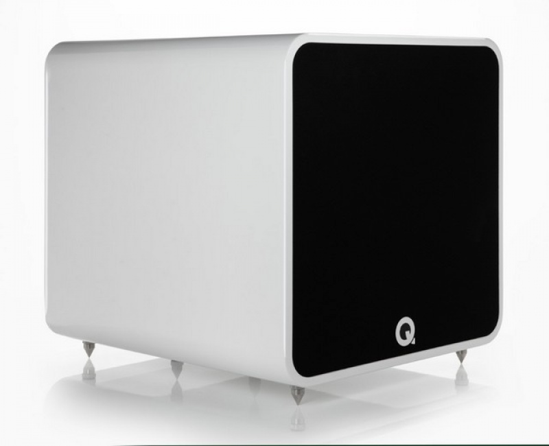 Q Acoustics Q B12 Gloss White