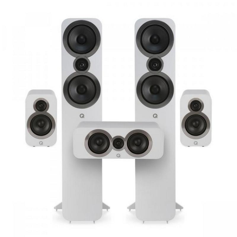 Q Acoustics 3050i 5.0 Arctic White