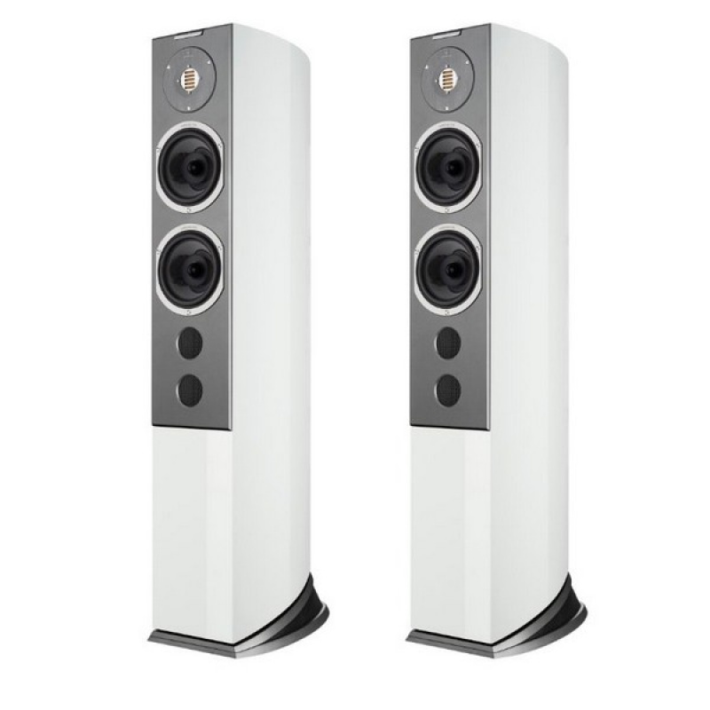 Audiovector R6 Arreté White Piano