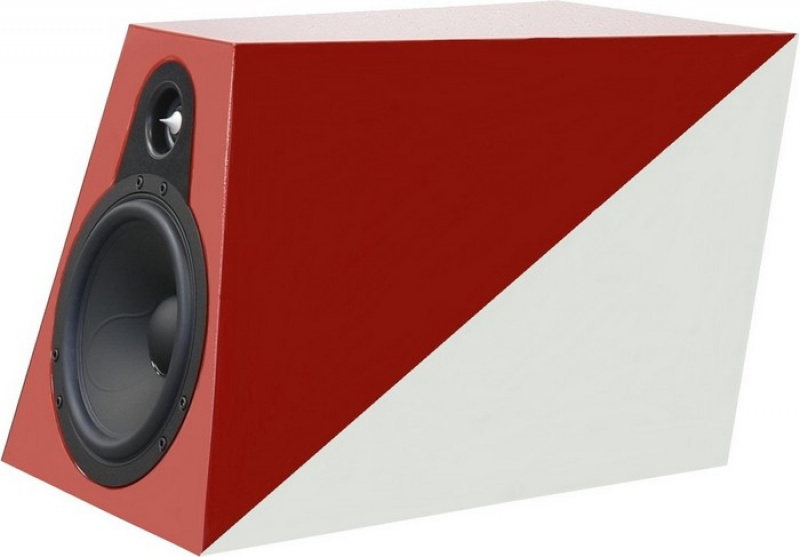 AQ Passion Orca Red - White