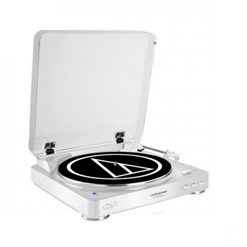 Audio-Technica AT-LP60WH BT White
