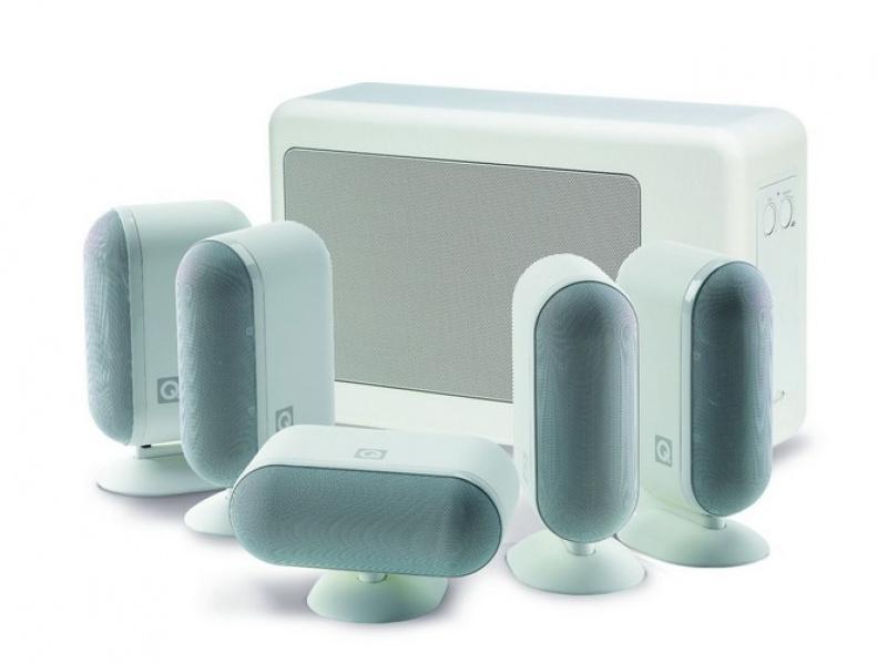 Q Acoustics 7000i 5.1 SLIM White