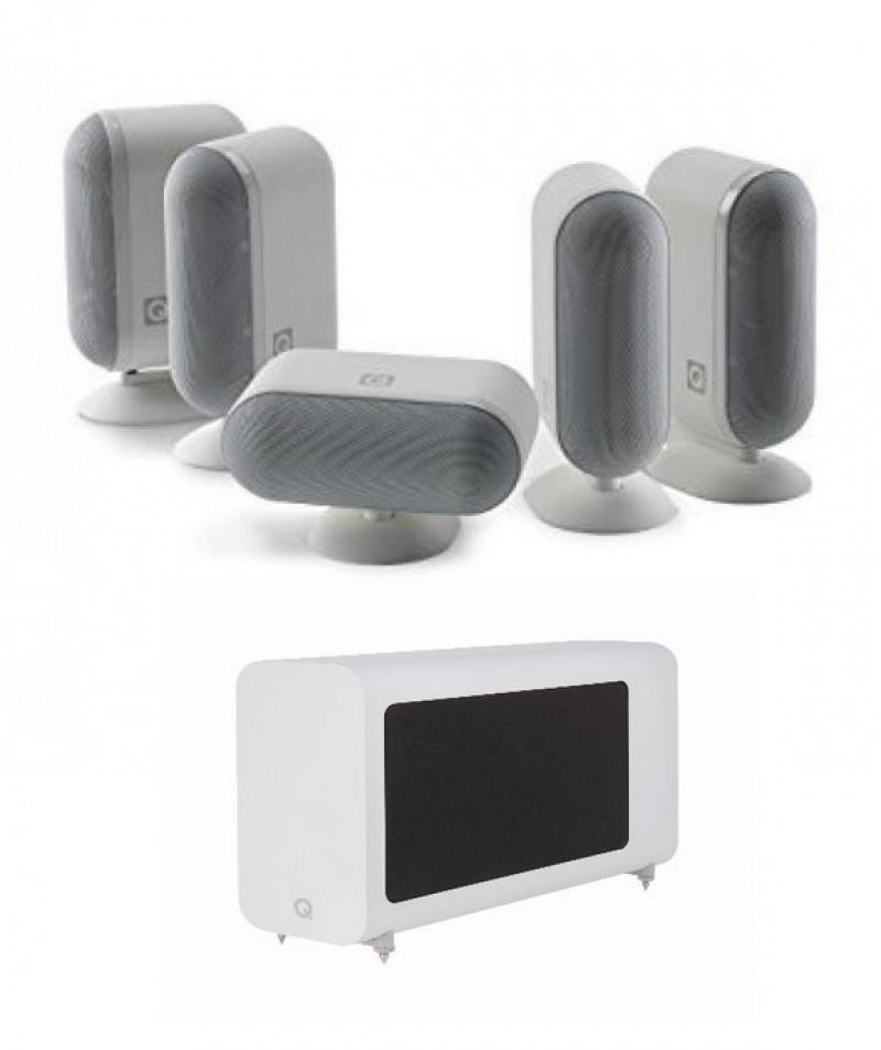 Q Acoustics 7000i Plus 5.1 White