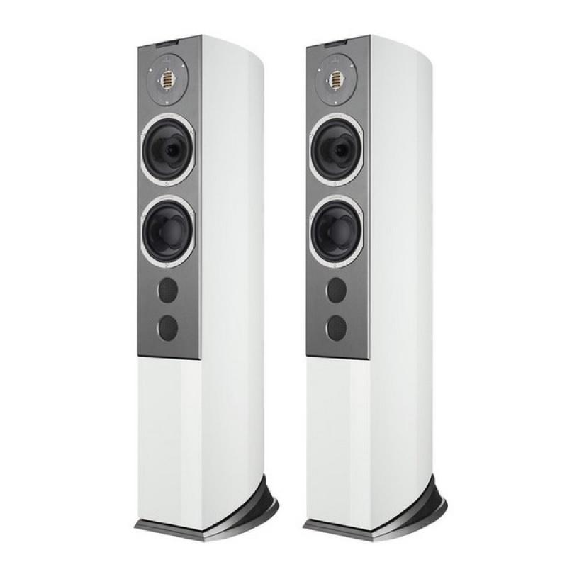 Audiovector R6 Avantgarde White Piano