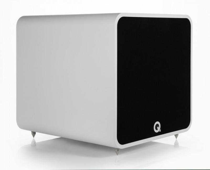 Q Acoustics Q B12 Arctic White