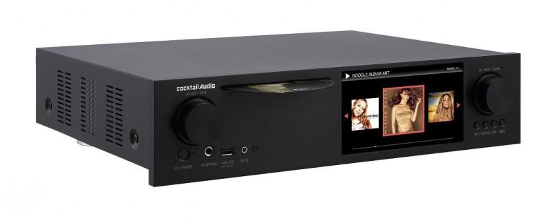 cocktailAudio X35 Black