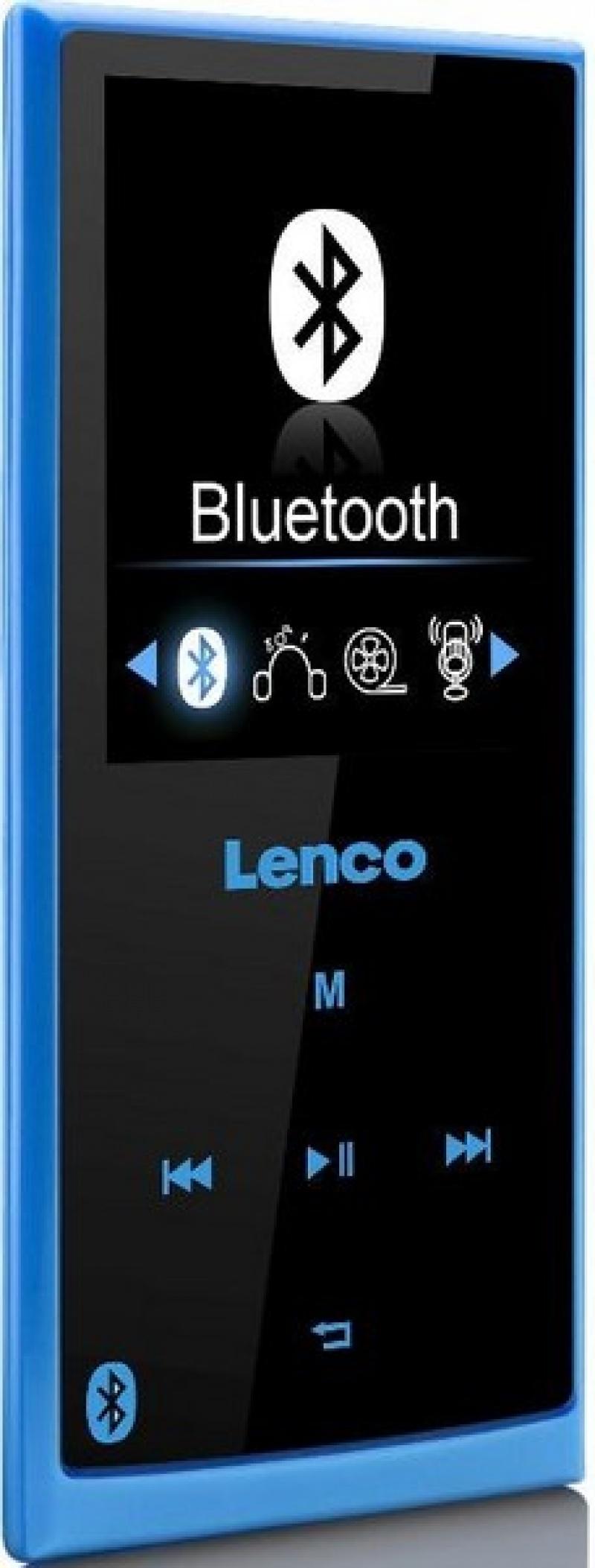 Přehrávač MP4 Lenco XEMIO-760 modrá