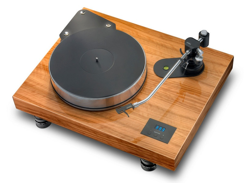 Pro-Ject XTension 12 RS 309D - oliva