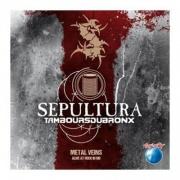 Sepultura - Metal Veins - Alive at Rock in Rio 2LP