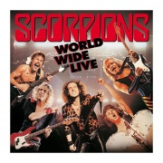 Scorpions - World Wide Live (2LP + CD)