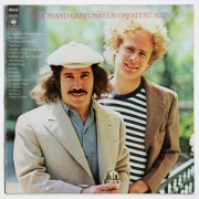 Simon And Garfunkel - Greatest Hits LP