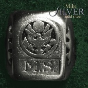Mike Silver - Solid Silver CD