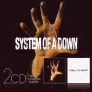 System Of A Down - System of a Down/Steal This Album 2CD