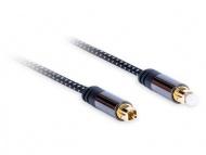 AQ Premium PA50015 - Optický Toslink kábel - 1,5 m