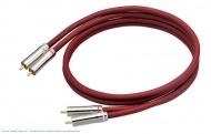 Signálový RCA kabel Ortofon Reference Red cable