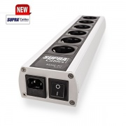 SUPRA Mains Block MD06-EU Mk3.1 SWITCH