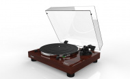 Thorens TD 202 Walnut + Audio-Technica AT95e