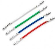 Ortofon Set of lead wires/headshell cables - 4ks
