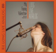 Anna Carven - My Funny Valentine CD-AAD