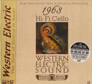 ABC Records - Western Electric Series-Hi-Fi Cello CD