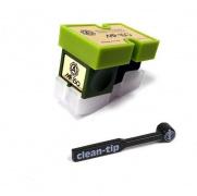 Nagaoka MP-150 + Tonar Clean Tip Carbon Fiber Stylus