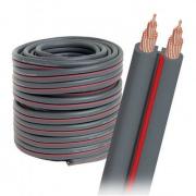 Audioquest reproduktorový kábel X2 - sivý