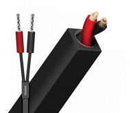 Audioquest Q2 - 3 m - sada repro káblov SureGrip 100 BFA banániky strieborné