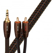 Audioquest Big Sur JR 0,6 m - kábel audio 1x 3,5mm - 2x RCA