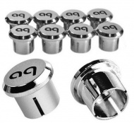 Audioquest RCA Noise-Stopper Caps-set 10 ks