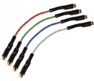 Audioquest HL-5 - headshell leads set/4