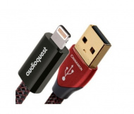Audioquest Cinnamon USB 0,15m - kábel A na Lightning