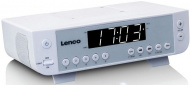 Lenco KCR-11 White