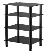 HTP Hi-Fi Rack 2 Black