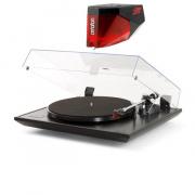 DUAL CS 800 Black + Ortofon 2M RED