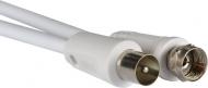 AQ KVP030 - anténny kábel M - F konektor, dĺžka 3,0 m