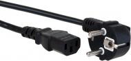 AQ KPT018 - napájací kábel 230 V, troch pólový, dĺžka 1,8 m