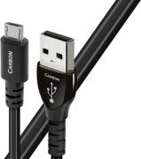 Audioquest Carbon USB A na Micro USB - 1,5 m
