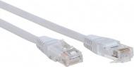 AQ KCR100 - sieťový kábel UTP CAT 5 krížený s konektormi RJ-45, dĺžka 10,0 m