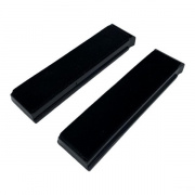 Spincare Replacement Microfibre Velvet Brushes