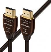 Audioquest Optický HMDI kabel Root Beer 18 15,0 m