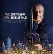 Pavel Šporcl - Chistmas On The Blue Violin 2LP