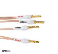 Reproduktorový set kabelů Supra XL Annorum 2X3.2 Combicon, délka 3m