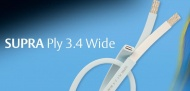 SUPRA PLY 3.4 Wide - Ultra Low Inductance