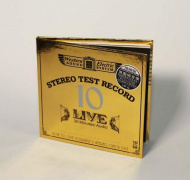 ABC Records - Live 10-30 Minutes Audio Test CD/AAD