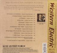 ABC Records - Western Electric Series-Hi-Fi Cello CD