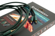 Audioquest Evergreen JR 20 m - audio kabel 3,5 mm jack samec - 2 x RCA