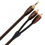 Audioquest Big Sur JR 1 m - kabel audio 1x 3,5mm - 2x RCA