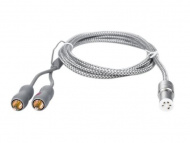 Audioquest Wildcat tonearm kabel - 5PIN - RCA 1,5m
