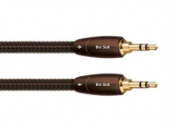 Audioquest Big Sur JJ 1 m - kabel audio 3,5 mm - 3,5 mm